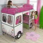 VW Campervan Bed
