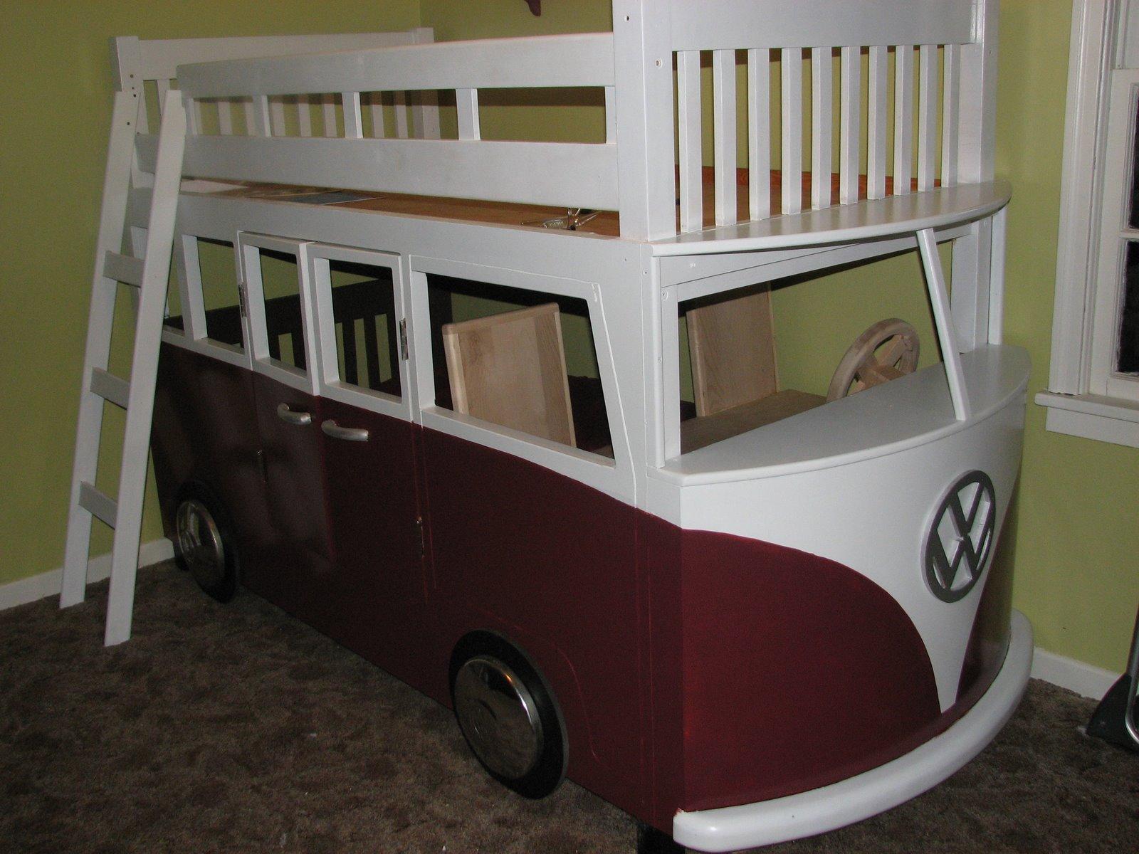 Vw Bulli Bettwäsche Real Ideen Dachschrägen Schlafzimmer