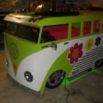 VW Bus Bett von etsy