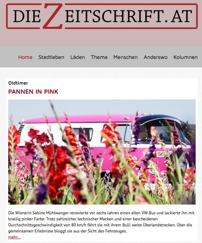 PanneninPink-DieZeitschrift-Teaser