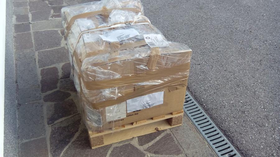 Bulli-motor-verpackt