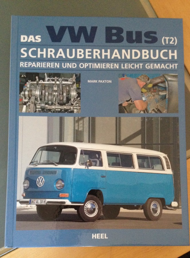 VW-Schrauberbuch